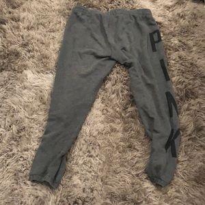 PINK Victoria's Secret Pants - Victoria's Secret Pink Charcoal Sweat Pants Sz S